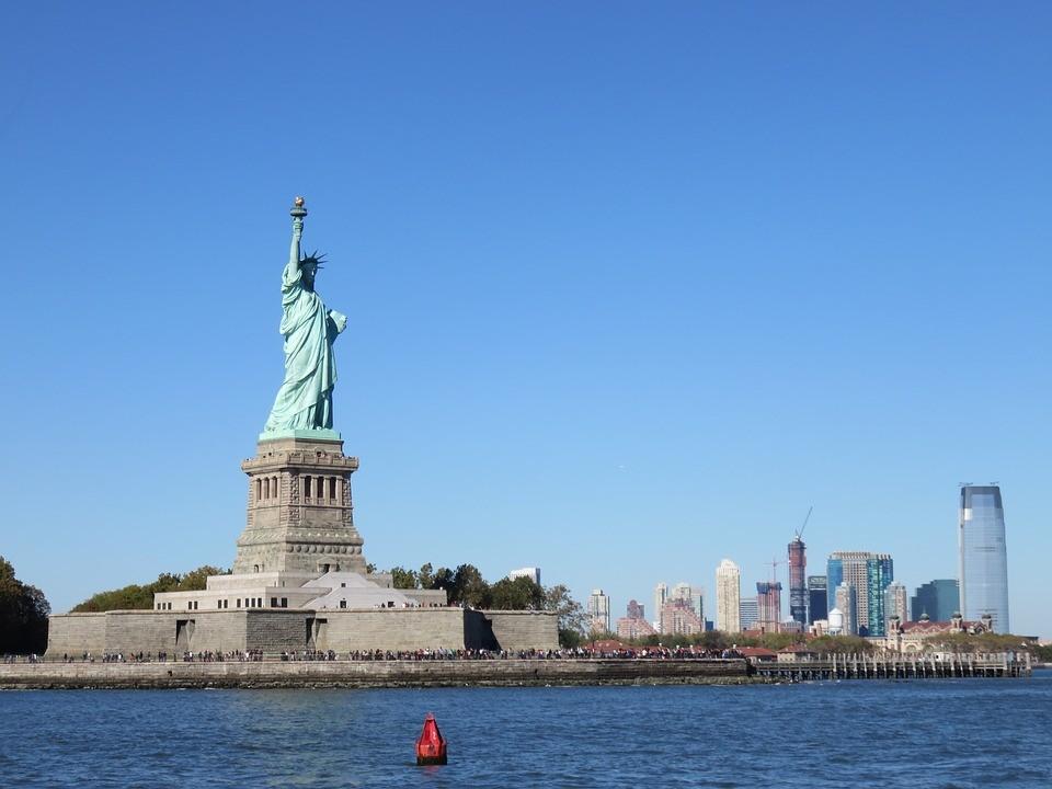 New Yok - statue de la liberté