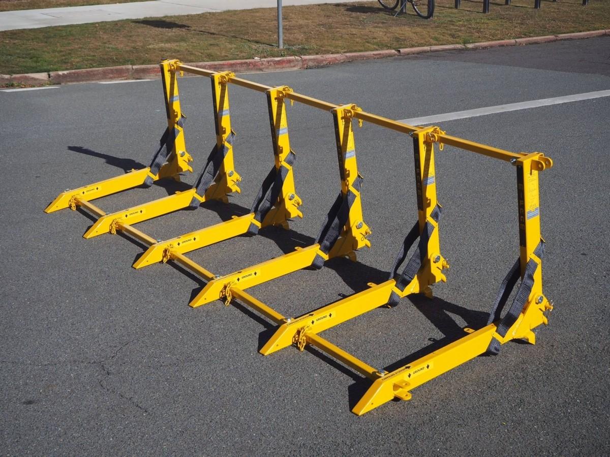 sécurisation de lieux publics avec un dispositif anti-voiture bélier