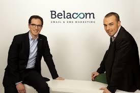 Les directeurs de l'agence Belacom