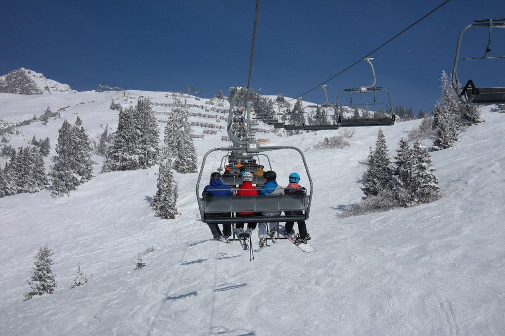 station de ski a Chamrousse